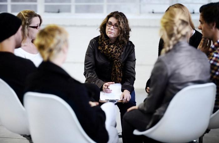 Apoyo e intervención psicológica grupal