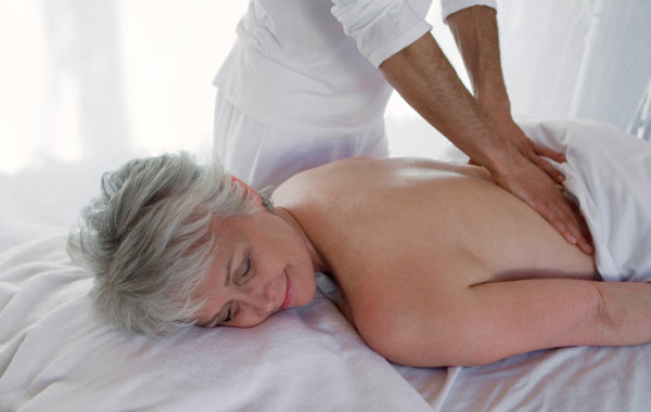 El masaje ayuvérdico
